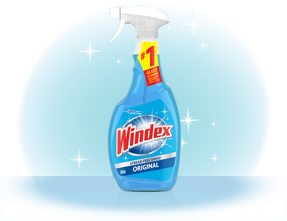 Windex® Original Glass Cleaner 500ml Front